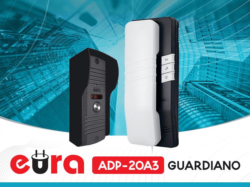 EURA ADP-20A3 GUARDIANO