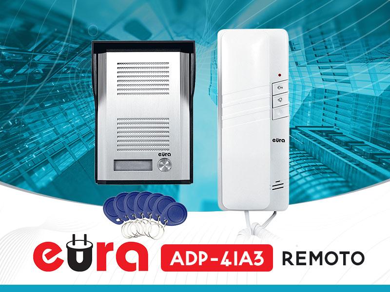 EURA ADP-41A3 REMOTO